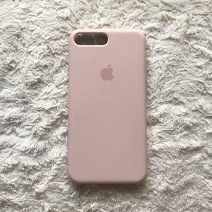 Apply IPhone 7/8 PLUS Pink Sand Case